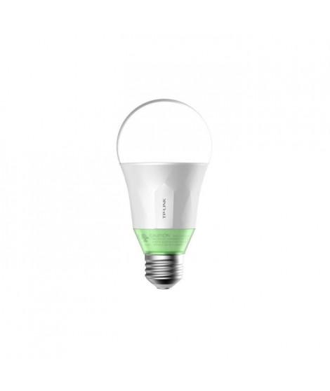 TP-LINK Ampoule LED LB110 connectée Wi-Fi E27 60 W avec variation de l'intensité lumiere blanche
