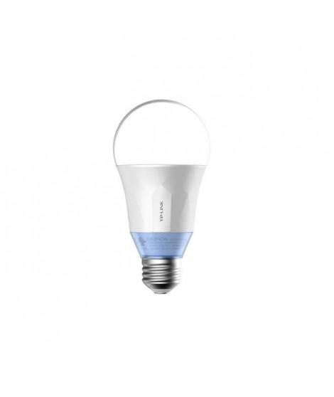 TP-LINK Ampoule LED LB120 connectée Wi-Fi E27 60 W avec lumiere blanche personnalisable