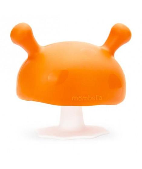 Babytolove Jouet de dentition Champignon Orange