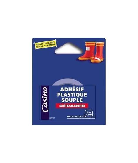 Pvc Adhesif 5Mx50Mm Incol. Co