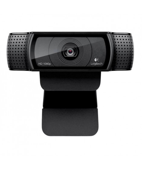 Webcam Logitech HD Pro  C920 Refresh