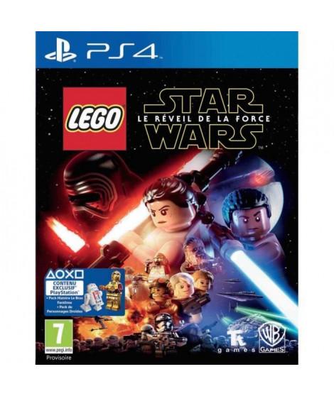 LEGO Star Wars : Le Réveil de la Force Jeu PS4