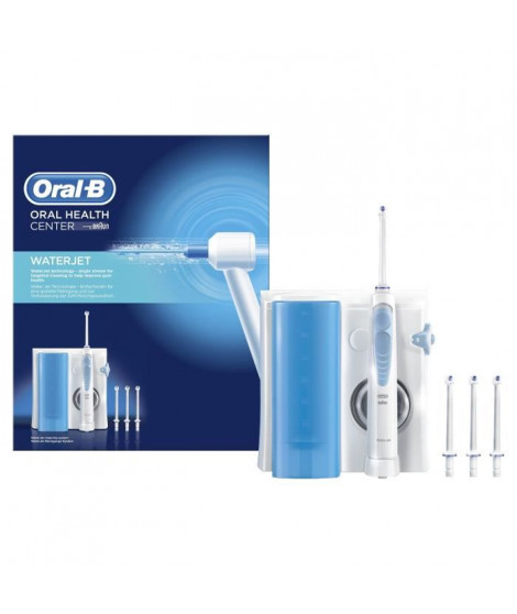 Hydropulseur Jet dentaire - Oral-B WaterJet