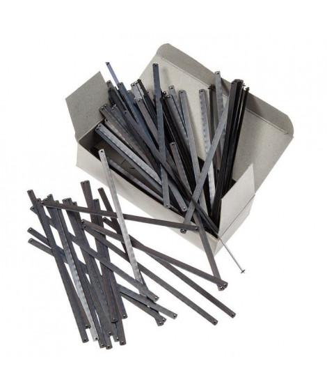 BAHCO Pack de 100 lames pour scies a chantourner 228-32-100P