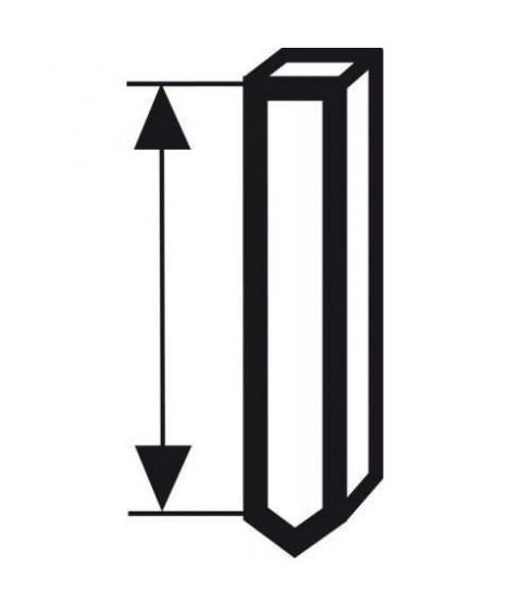 BOSCH Pointe de type 40 - Longueur 16 mm