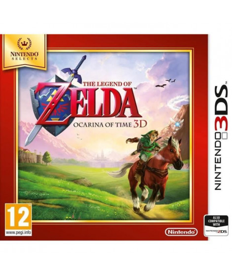 The Legend of Zelda Ocarina of Time Select Jeu 3DS