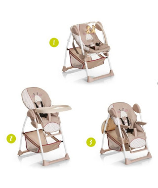 Bébé Hauck Pliage Compact Haute Fold Circles Mu Chaise N Sit xQBodWrCe