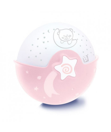 INFANTINO Veilleuse Projecto Lampe Rose