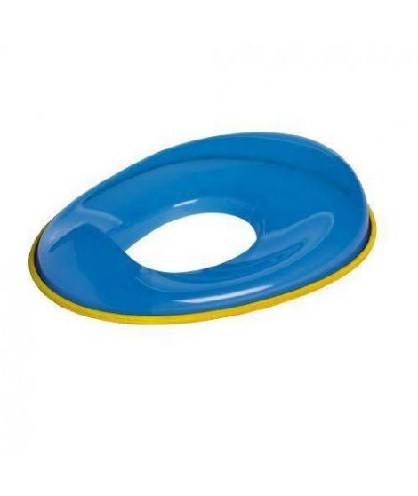 DBB REMOND Réducteur de toilette - Bleu translucide