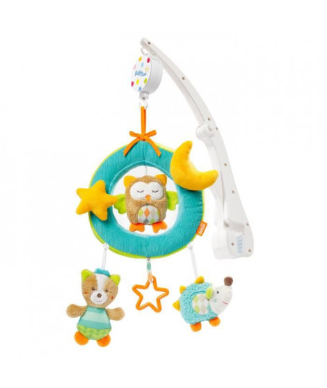 BABYSUN Sleeping Forest Mobile musical de voyage