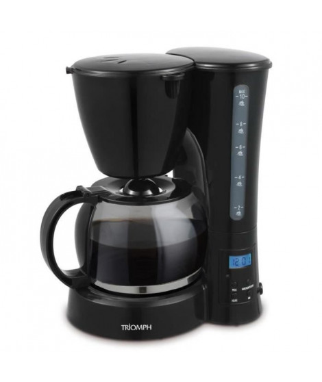 Cafetiere programmable digitale - Triomph ETF1500