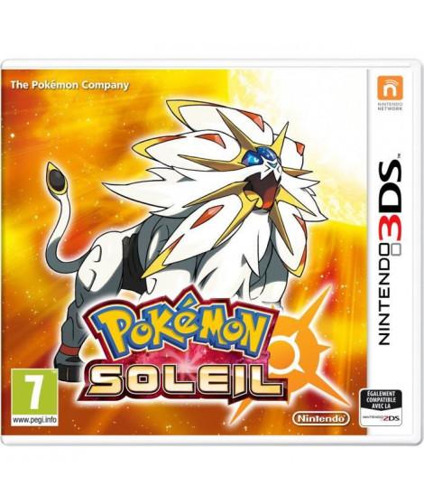 Pokémon Soleil Jeu 3DS