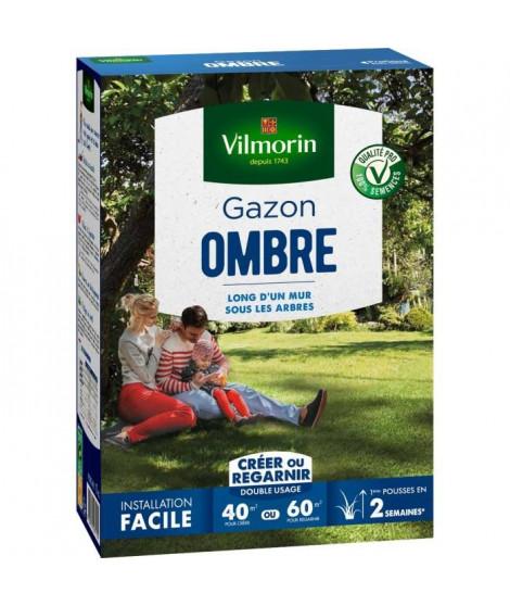 VILMORIN Semences de gazon ombre - 1 kg