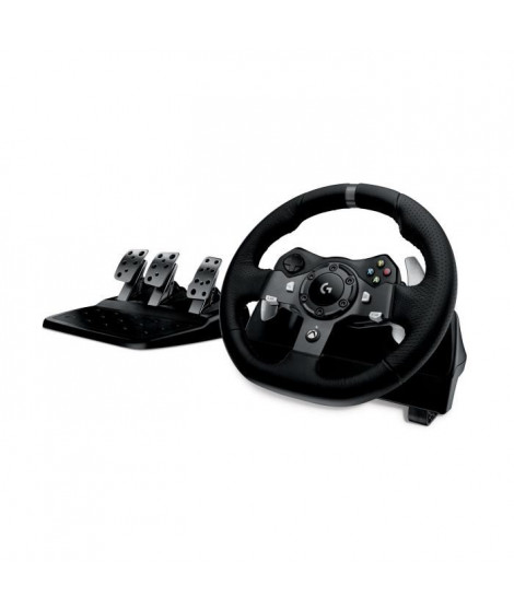 Logitech volant de course G920 Driving Force Racin
