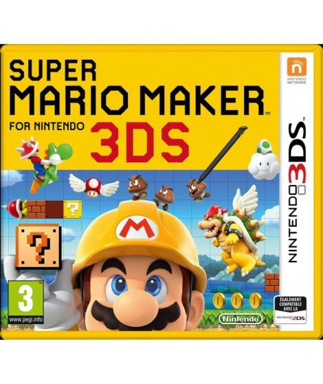 Super Mario Maker for Nintendo 3DS Jeu 3DS
