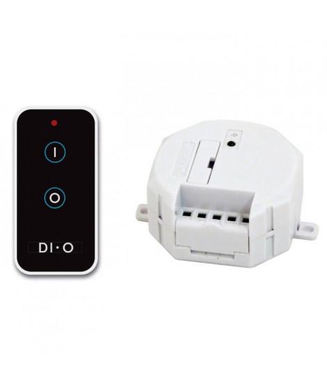CHACON Télécommande porte-clé avec module DiO pour motoriser les volets