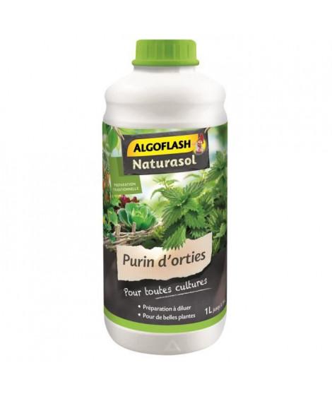 ALGOFLASH NATURASOL Purin d'ortie liquide - 1 L