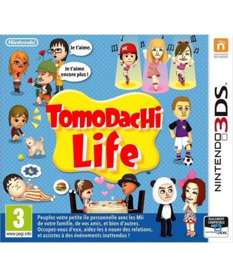Tomodachi Life Jeu 3DS
