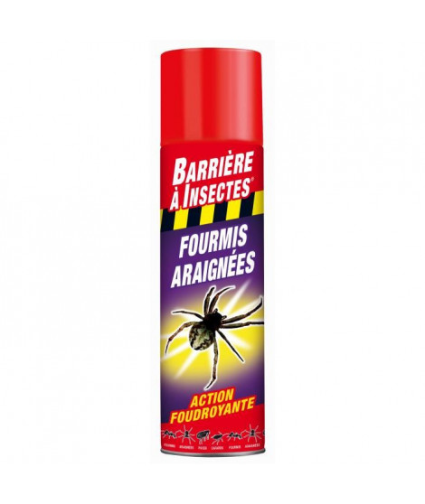 BARRIERE A INSECTES Insectes rampants - Aérosol 400 ml