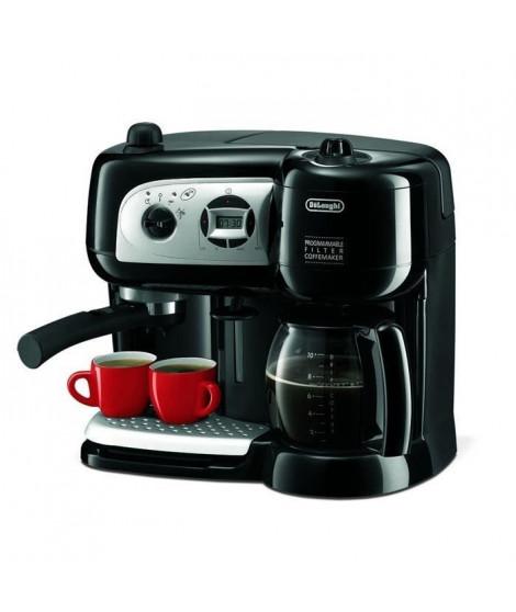 Combiné expresso cafetiere - Delonghi BCO264.1