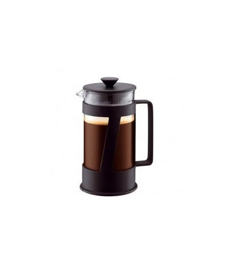 BODUM Cafetiere a piston CREMA 8 tasses 1.0 l Noir