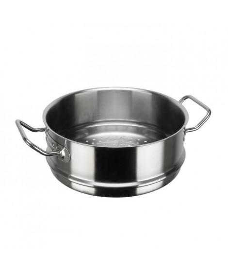INOXIBAR Panier de cuisson a vapeur Ligne Professionnelle en inox - Ø 28 cm