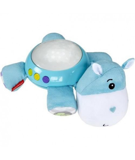 FISHER-PRICE Veilleuse Hippo Douce Nuit