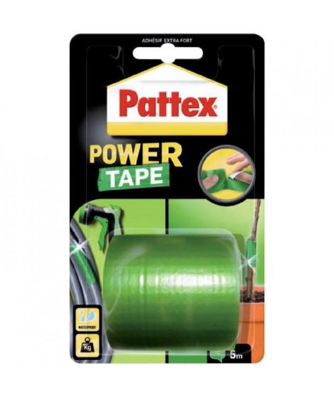 Adhésif super puissant Power tape Pattex Vert L5m