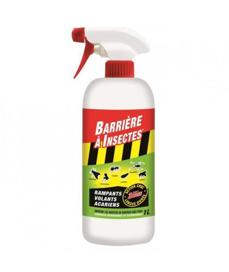 BARRIERE A INSECTES Insectes rampants, volants et acariens - Pret a l'emploi - 1 L