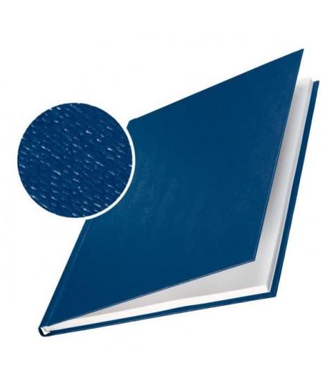 LEITZ Lot de 10 Couvertures Rigides 3.5 mm Bleu