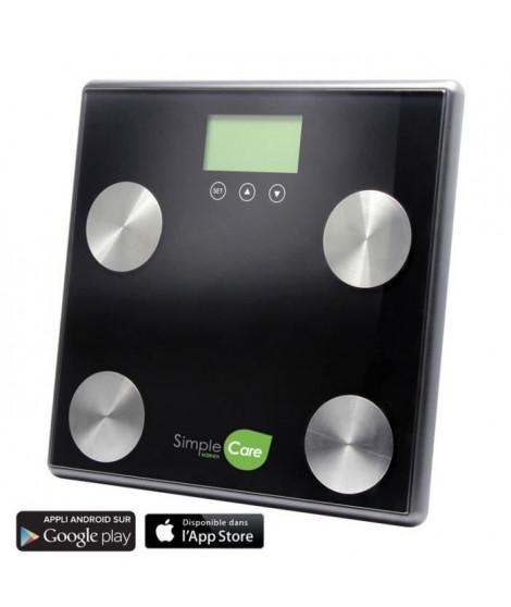Pese-personne connecté - KONIX Simple Care Smart S