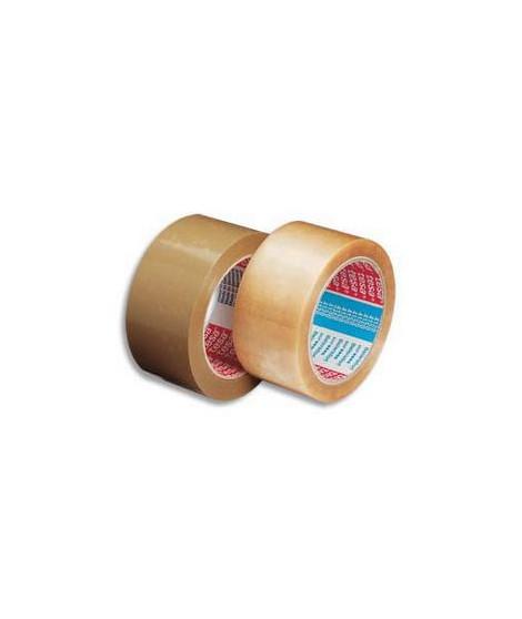 TESA Ruban PVC Ultra Strong - Lot de 6 - 66m x 50mm - Marron