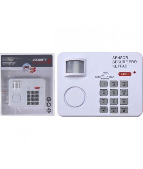 Clavier pour alarme 100 dB 491900870