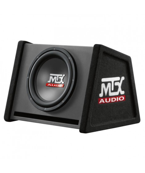 MTX Caisson Bass-reflex RT12DV 30 cm 250 W RMS 2? avec Event Laminaire