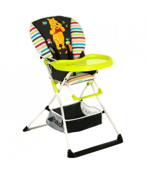 DISNEY Chaise Haute Mac Baby Winnie