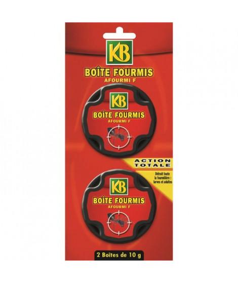 KB Fourmis 2 boîtes appât - 2*10g