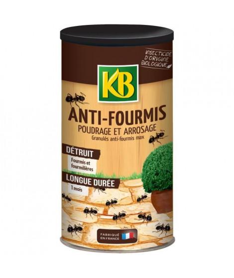 KB Carré Vert Fourmis poudrage et arrosage - 250 g