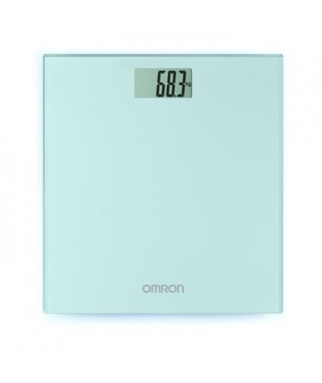 Balance digitale couleur argent Omron HN289