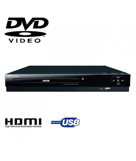 TAKARA KDV100 Lecteur DVD HDMI noir