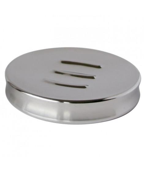 GELCO Porte savon Silver en métal chromé