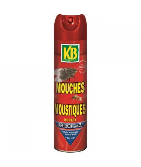 KB Mouchesmoustiquesaérosol- 400 ml