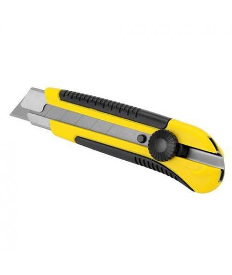 STANLEY Cutter bimatiere 25mm