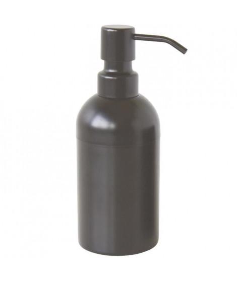 GELCO Distributeur savon Iona en métal époxy gris mat