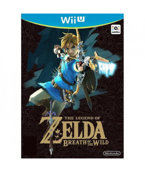 The Legend of Zelda : Breath of the Wild Jeu Wii U