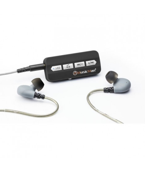 MUSICMAN BT-X24 Casque MP3 Bluetooth