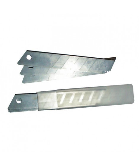 TEC HIT Carte 10 lames cutter 18mm