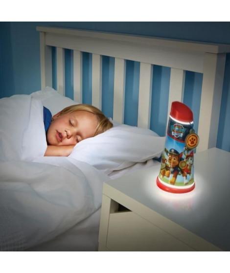 PAT' PATROUILLE Lampe Torche et Veilleuse 2-en-1 GoGlow