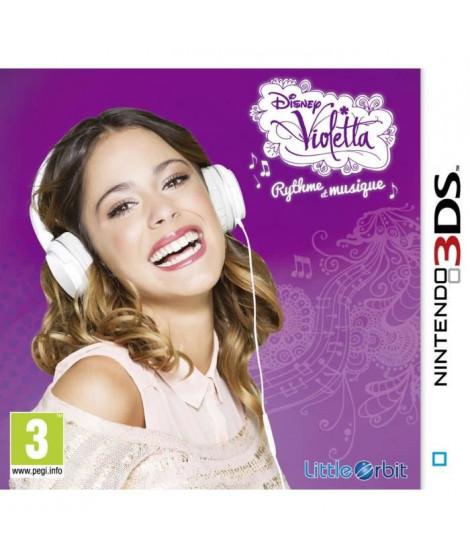 Violetta Jeu 3DS