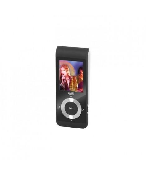 TREVI MPV 1728 SD Lecteur MP3 avec micro SD 4Go inclus - Noir / Blanc
