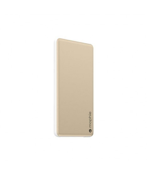 Mophie Powerstation Plus Mini External Battery w Switch-Tip Cable Gold